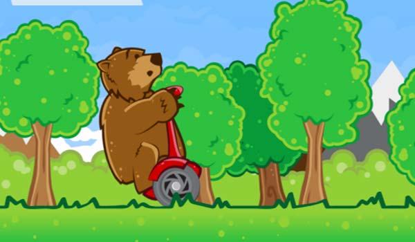 bear on