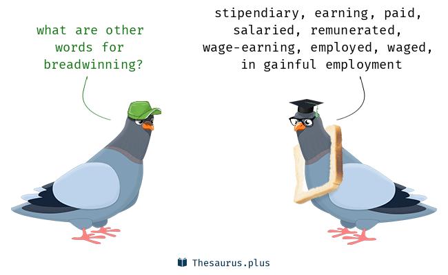 bread-winning
