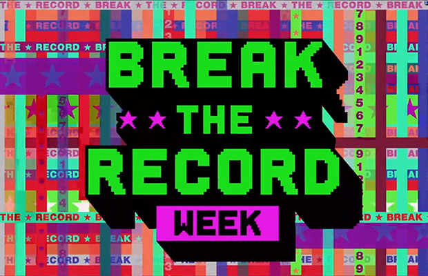break the record