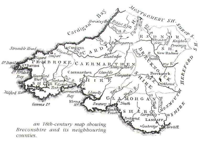 breconshire