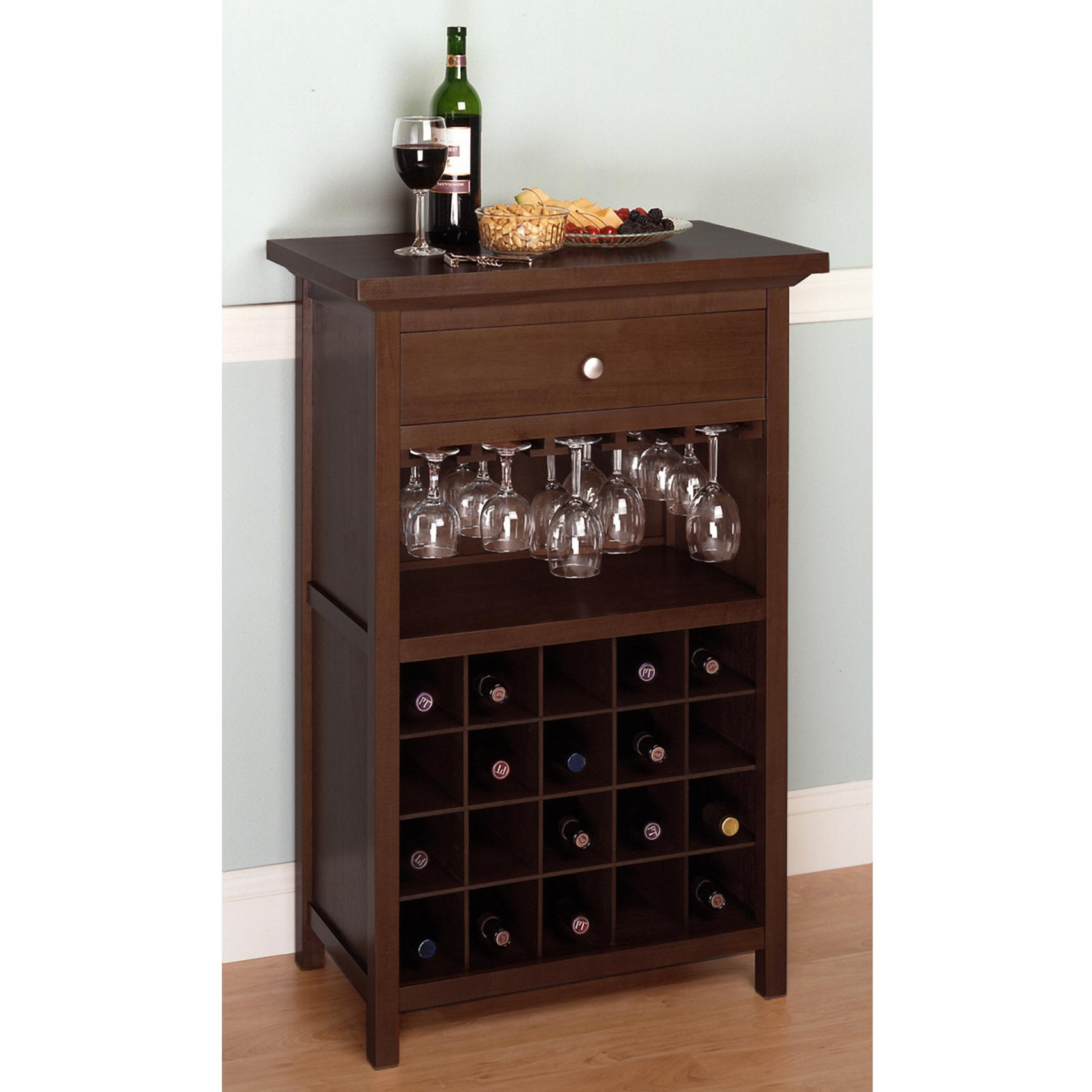 cabinet wine