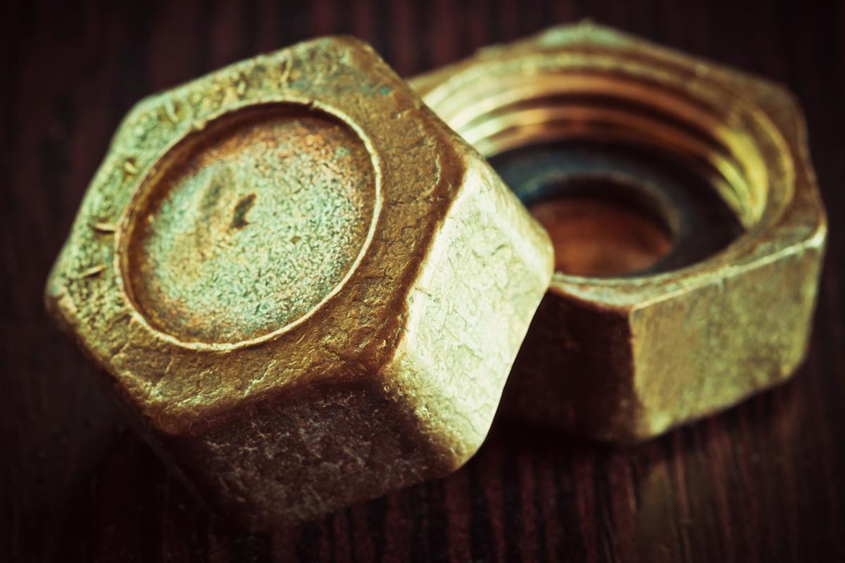calamine brass