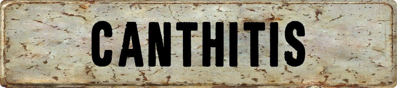 canthitis