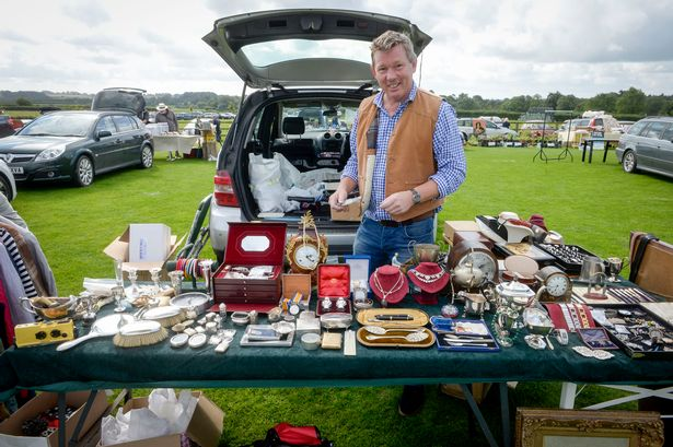 car-boot sale