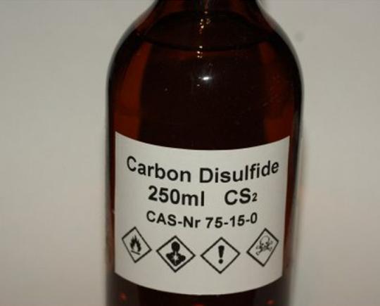 carbon disulphide