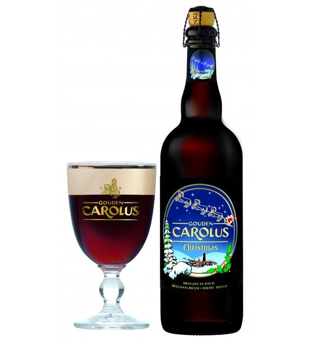 Gouden Carolus Christmas 750 ml