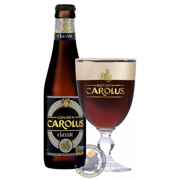 Gouden Carolus Classic 7.5°-1/3L - Special beers -