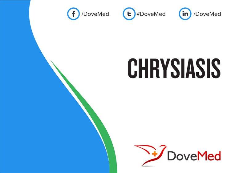 chrysiasis