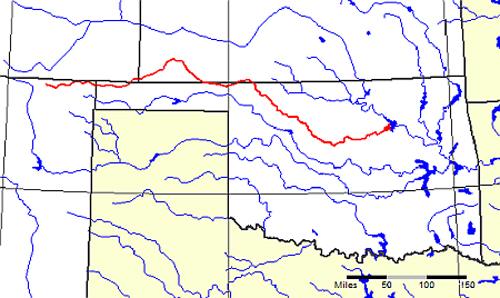 cimarron-river