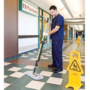 damp-mopping
