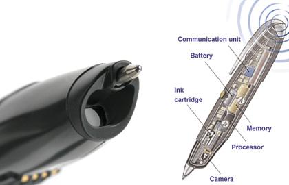data pen