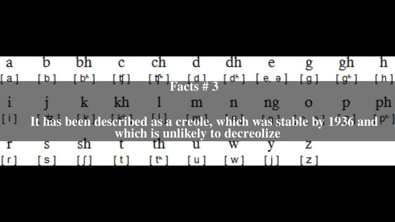 decreolize