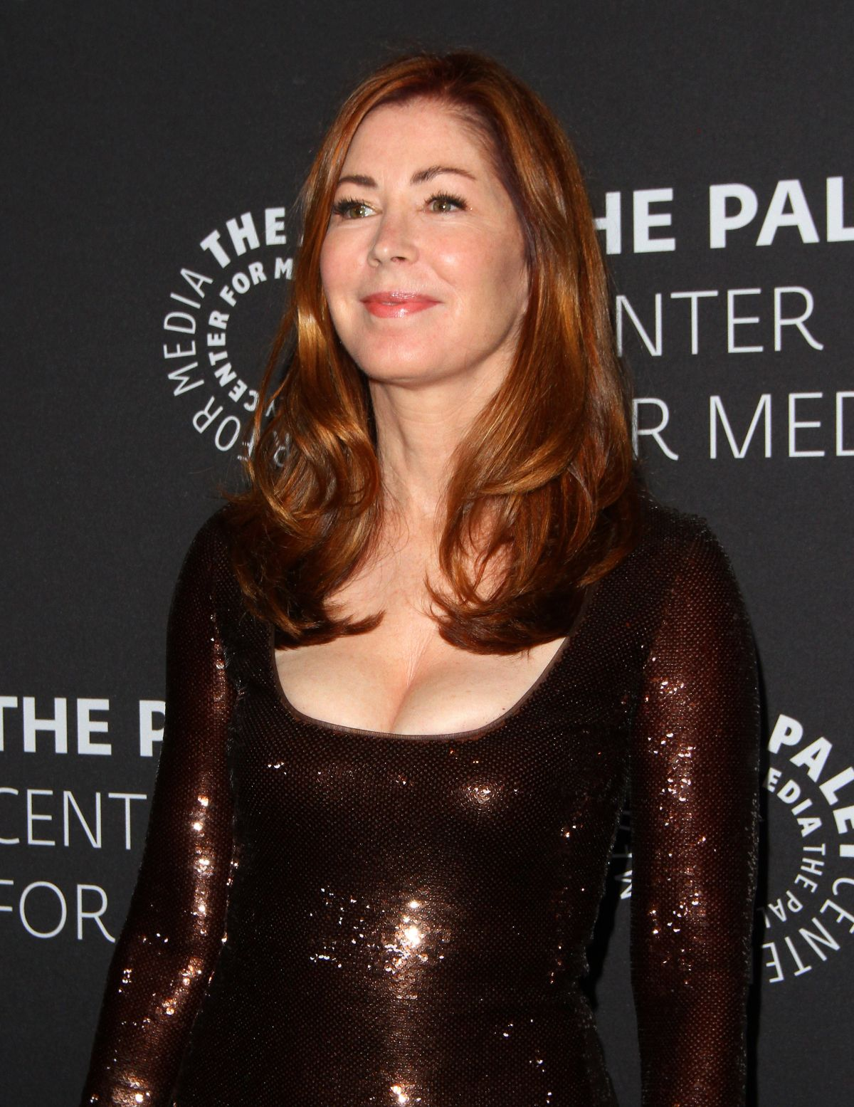 DANA DELANY at Paley Women in TV Gala in Los Angeles 10/12/2017