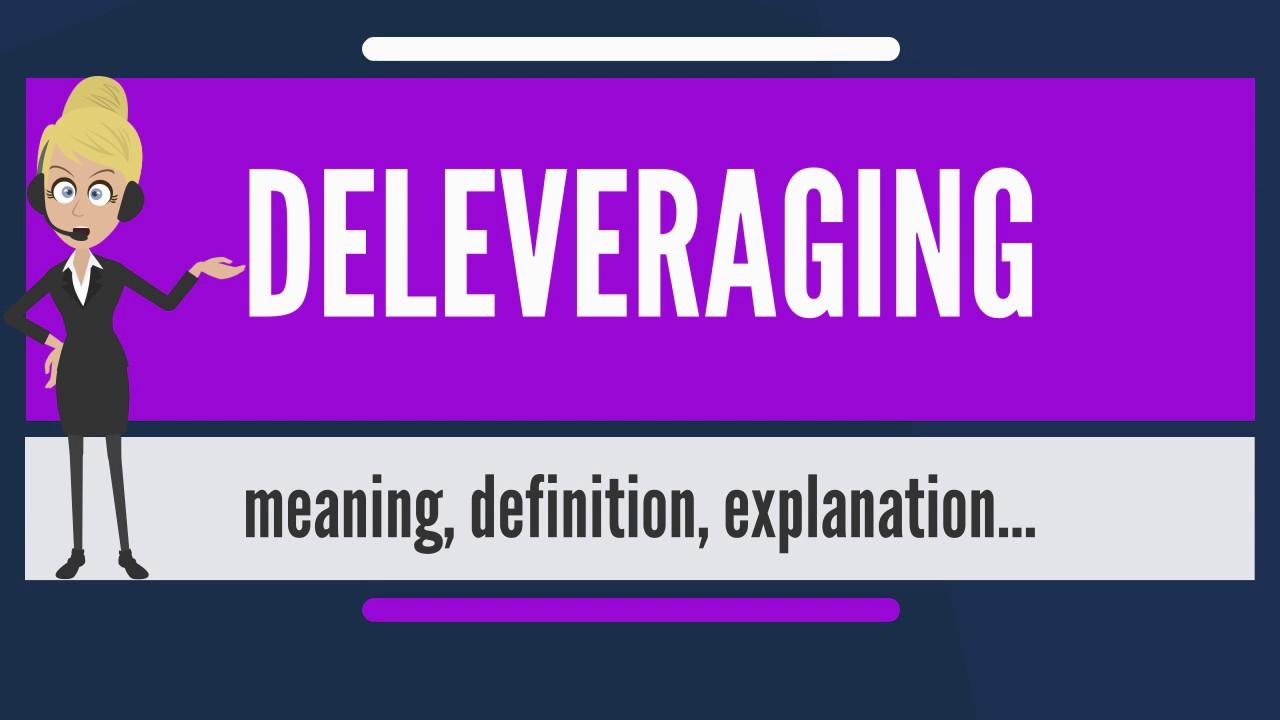 deleverage