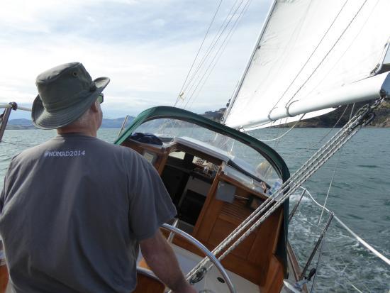 driving sail