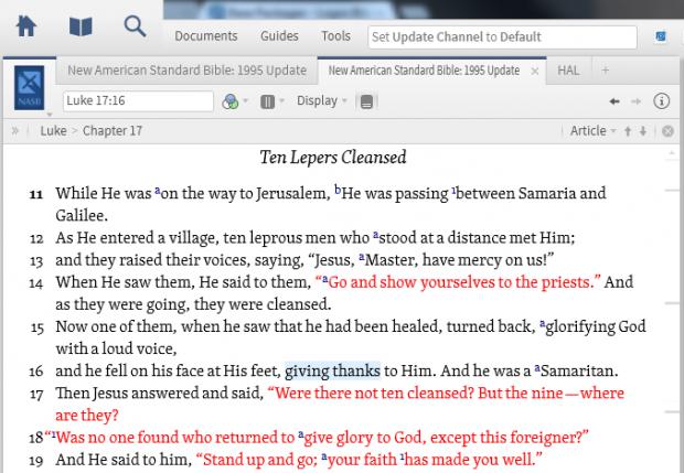 exegetical