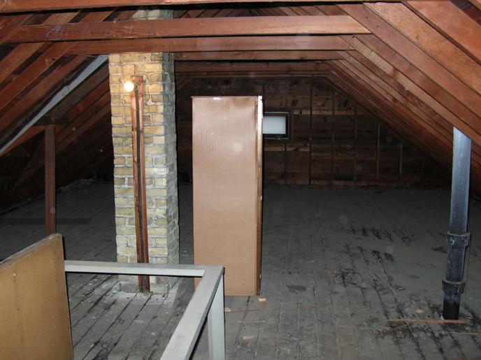expansion attic