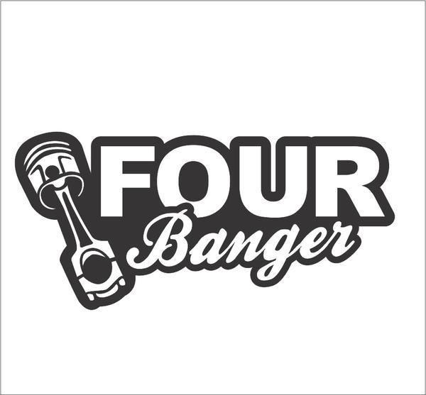four-banger