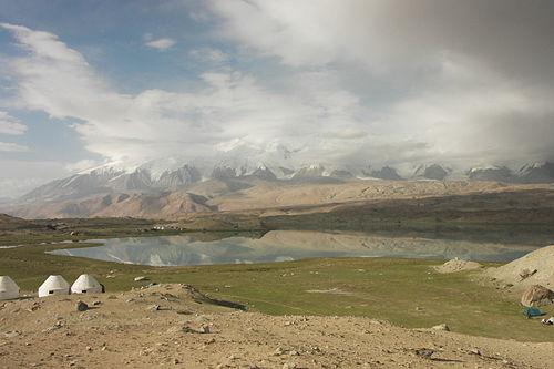 gorno-badakhshan autonomous region