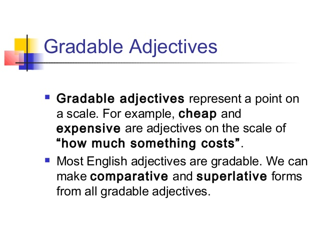 gradability