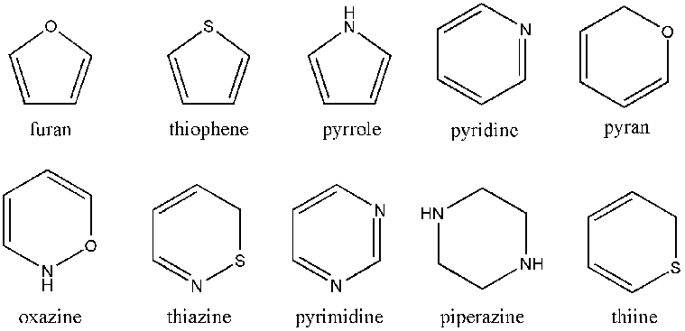 homocyclic