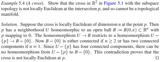locally euclidean space