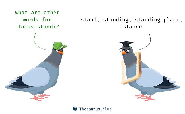 locus standi