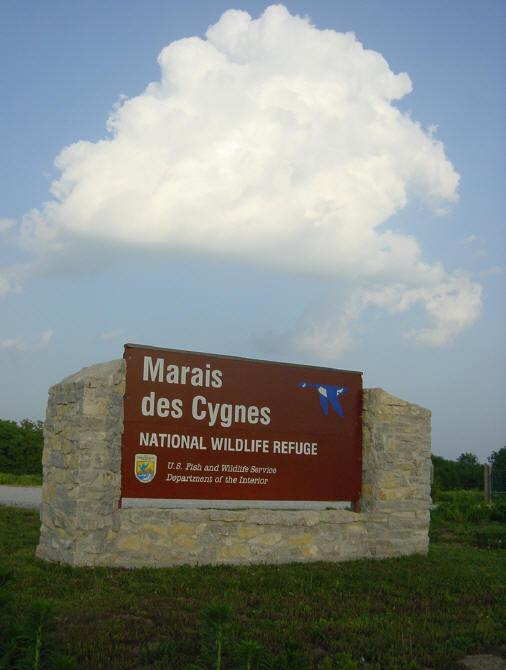 Marais des Cygnes