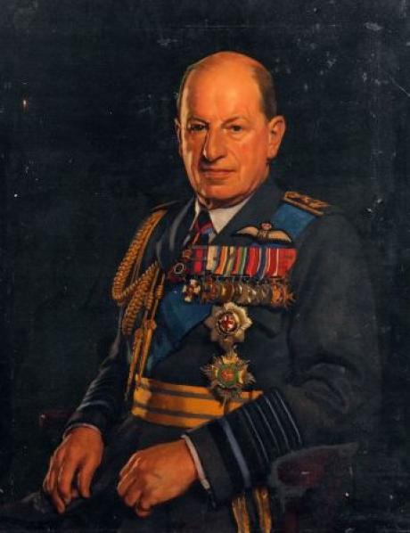 marshal of the royal air force