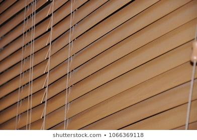 Persian blinds
