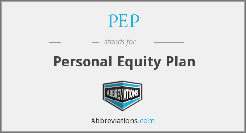 personal equity plan