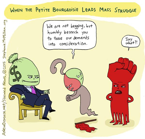 petite bourgeoise
