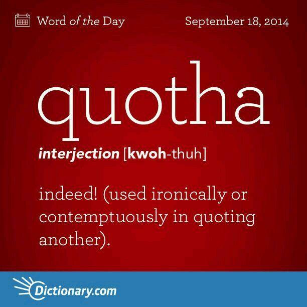 quotha