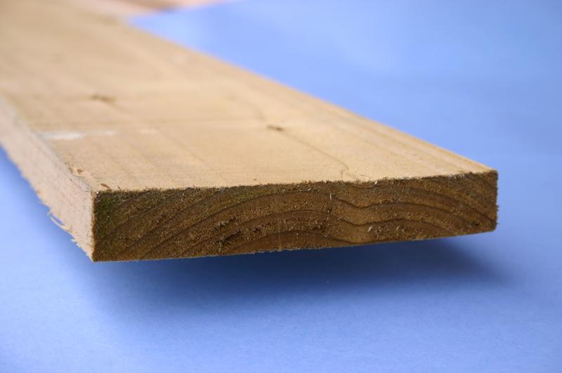 rough-sawn