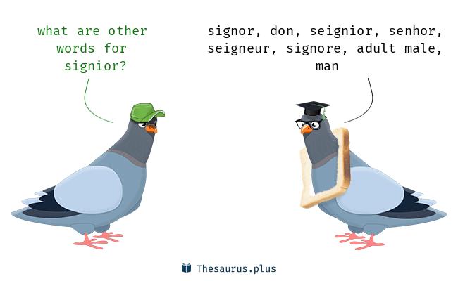 signior