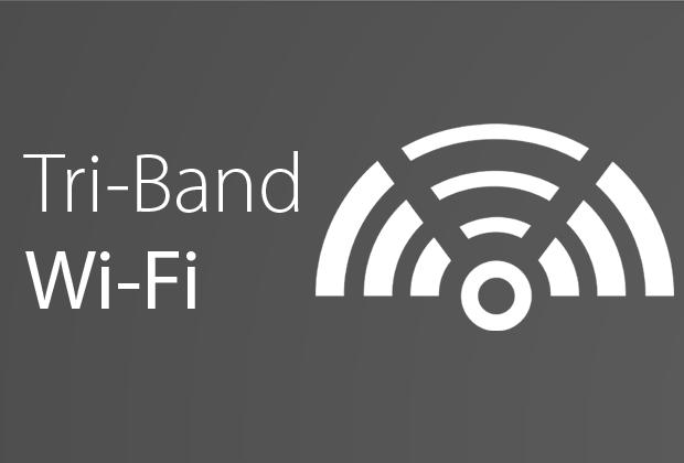 tri-band