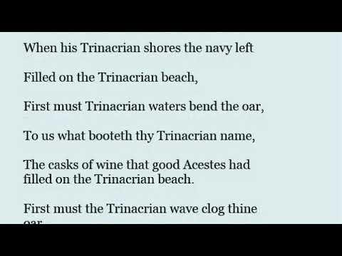 trinacrian