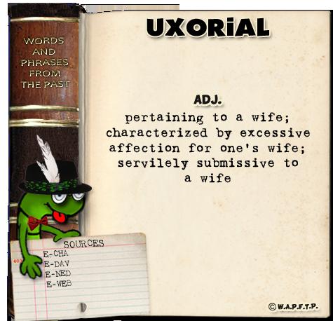 uxorial