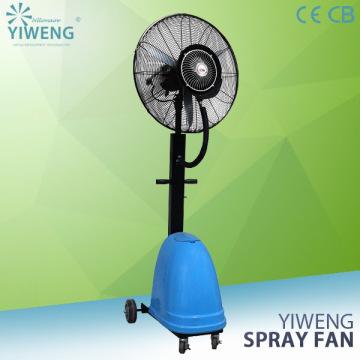 Movable Mist fan / Spray Fan