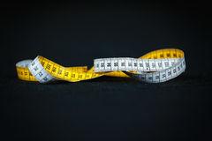 Linear metric gauge admeasure mete measurer girth royalty free stock images