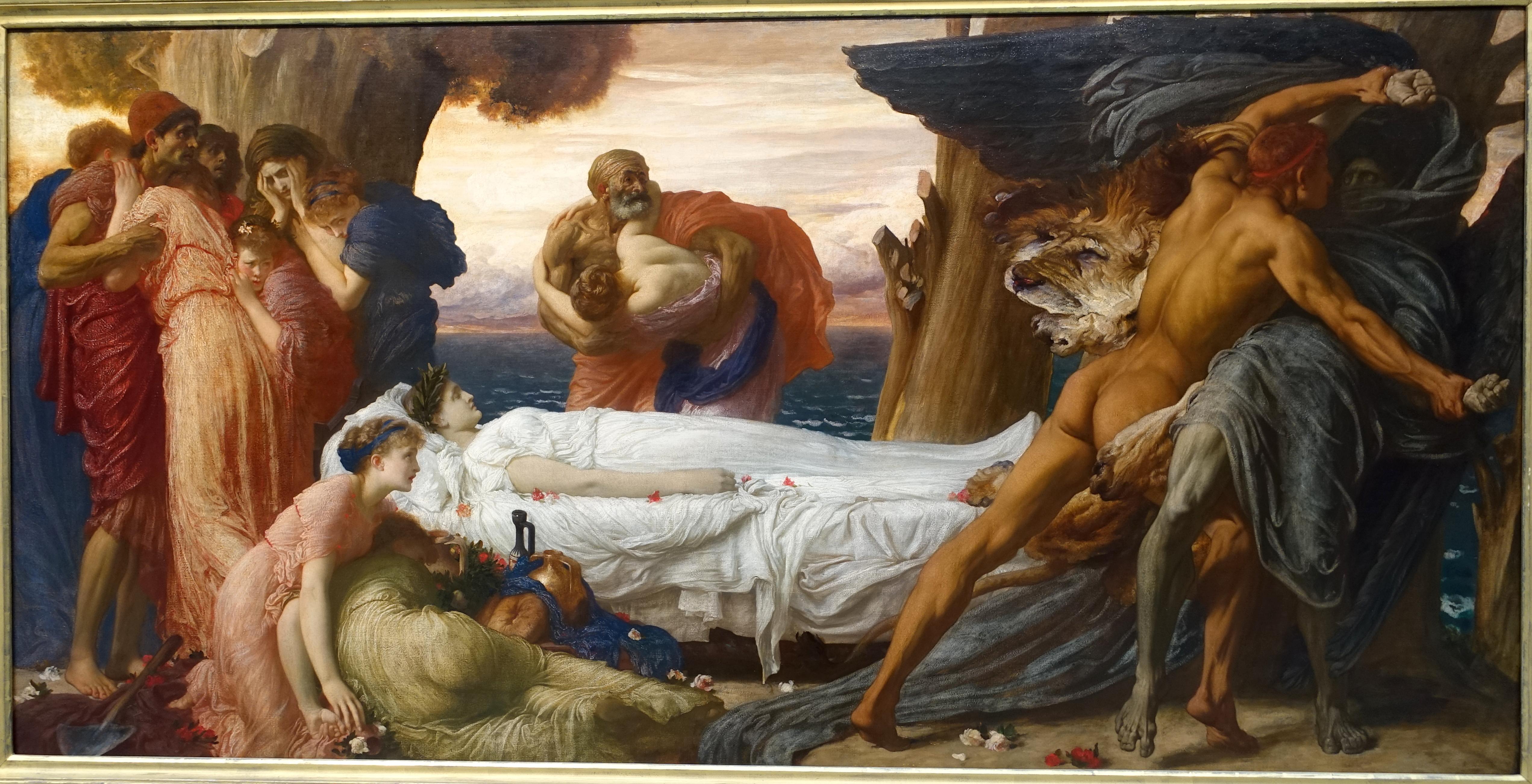Heroism of Alcestis[edit]