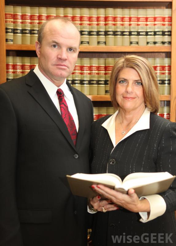 An administratrix is a female executor, who is often an attorney.