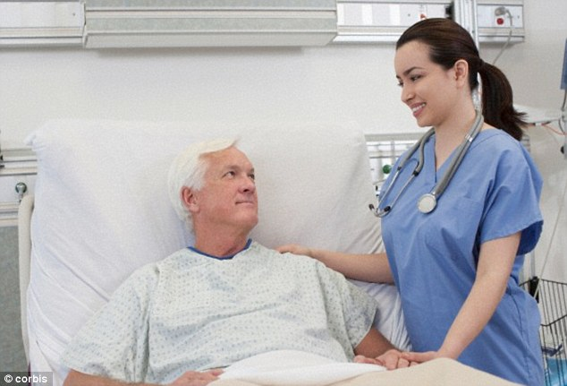 Stroke patients admitted to hospital at the weekend could have a higher  risk of dying wards