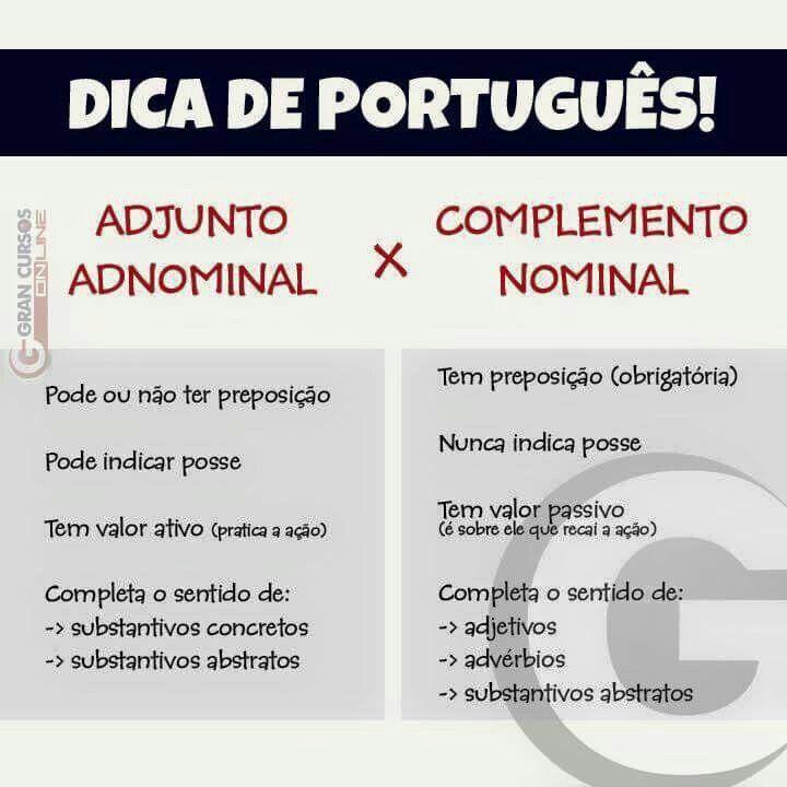 adnominal