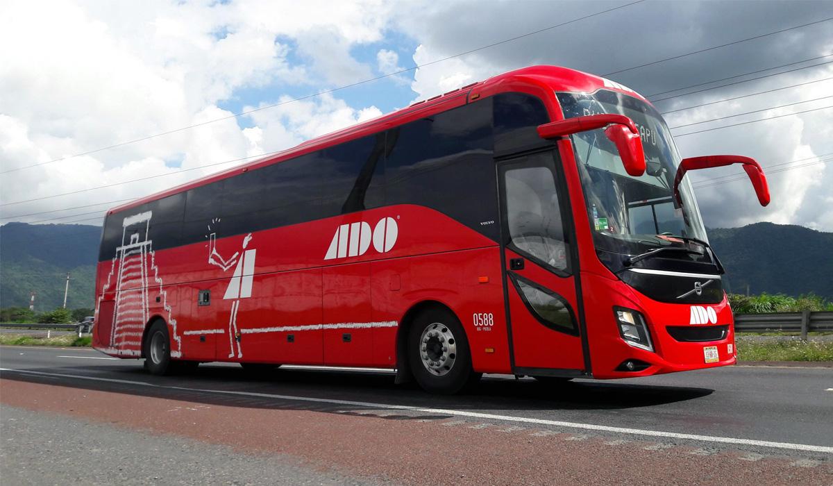 Mobility ADO suma 144 Volvo 9800 a su flota