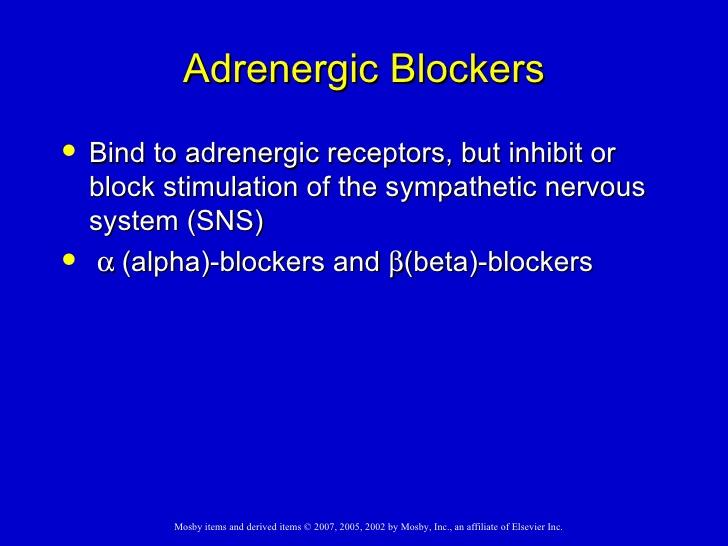 Adrenergic