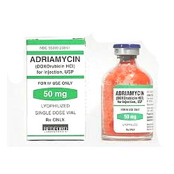 Adriamycin 50 Mg Injection, Usage: Clinical, Hospital