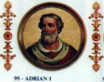 Pope Adrian I