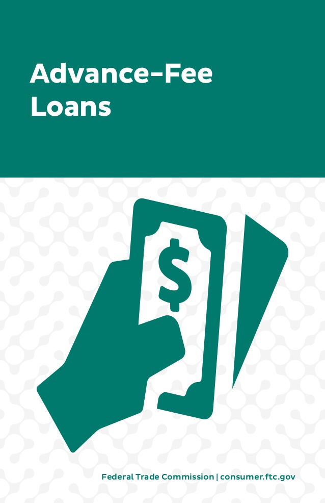 Advance-Fee Loans Federal Trade Commission | consumer.ftc.gov