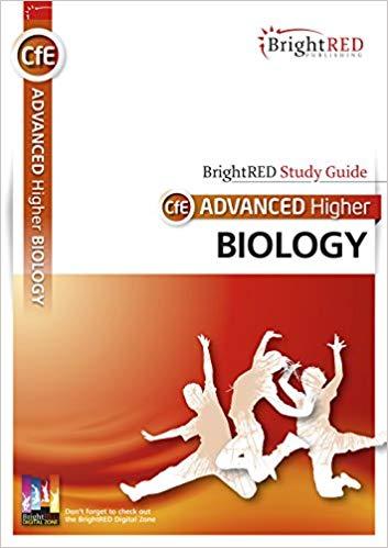 CfE Advanced Higher Biology (Bright Red Study Guide): Traveller Location.uk: David  Lloyd, Geoff Morgan: 9781906736705: Books